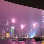 New Year's Eve: Hong Kong